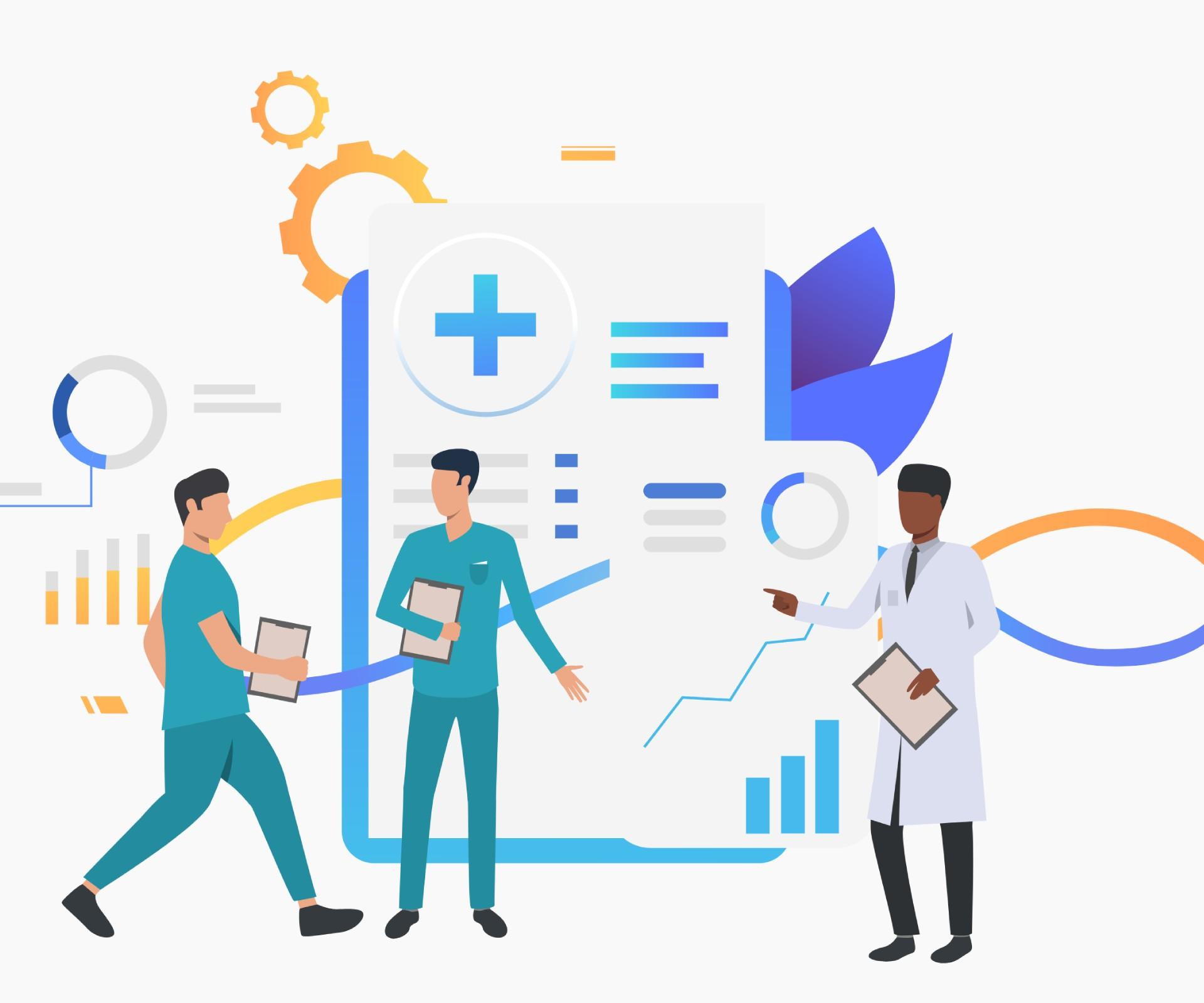 gestion impayés centre de santé